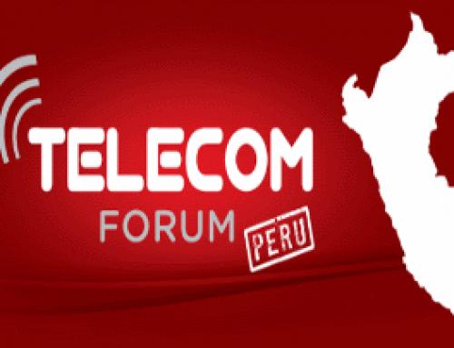 TELECOM FORUM PERÚ4 y 5 de octubre - Hotel Los Delfines