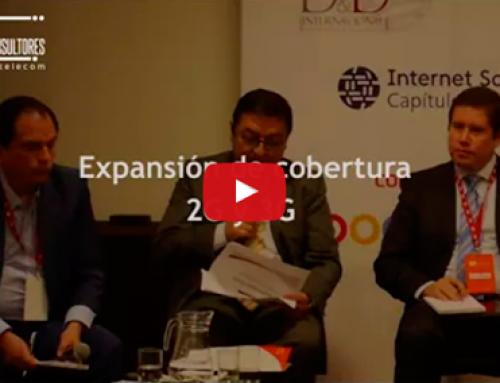 Mayor cobertura y competenciaManuel Muñoz (Director General de Regulación del MTC)