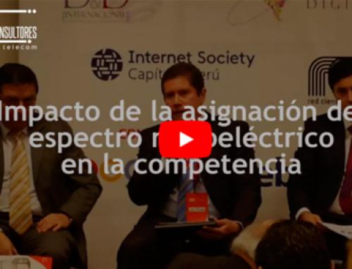 Promoción de la competenciaLuis Pacheco (Sub Gerente de Análisis Regulatorio en Osiptel)