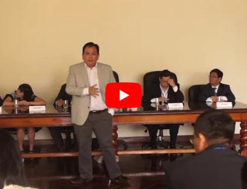 III Encuentro Nacional sobre Democracia Digital: política pública digital 360°Ponencia de Carlos Huamán Tomecich, CEO DN Consultores