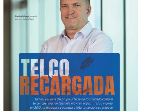 Telco recargadaAmérica Economía
