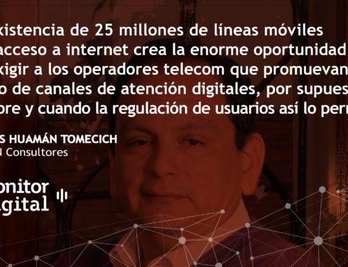 [USUARIOS] Digitalización de la atención clienteMonitor Digital