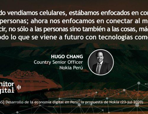 [EMPRESAS] Desarrollo de la economía digital en Perú: la propuesta de NokiaMonitor Digital