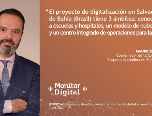 [EMPRESAS] Avances y desafíos para la transformación digital en América LatinaMonitor Digital