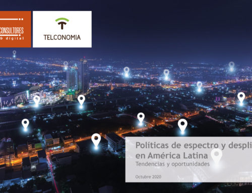 Políticas de espectro y despliegue 5G en América LatinaUnidad de Estudios