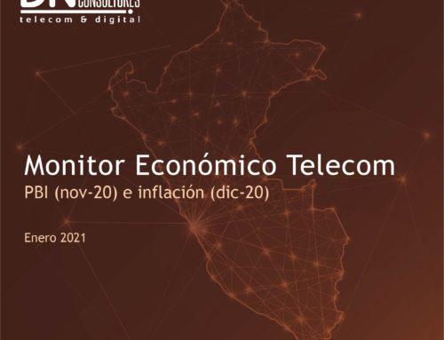Monitor Económico TelecomPBI (nov-20) e inflación (dic-20)