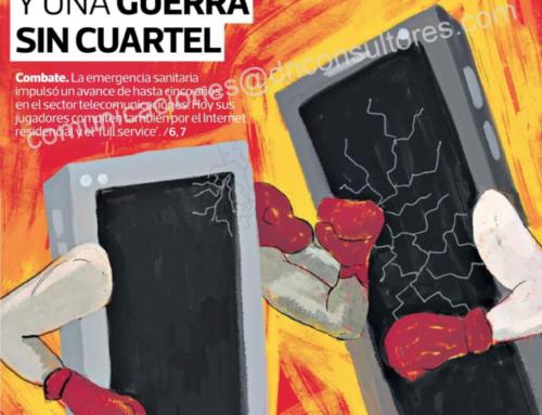 Las «telco» en pandemiaDía1, El Comercio