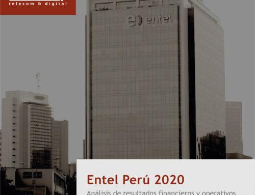 Entel Perú 2020Análisis de resultados financieros y operativos