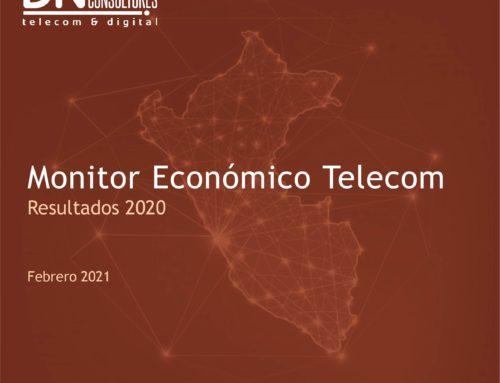 Monitor Económico TelecomResultados 2020