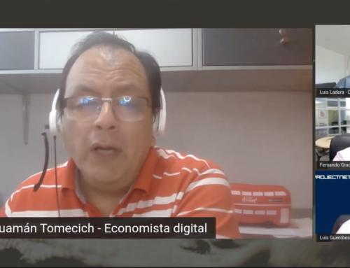 Entrevista a Carlos HuamánCafé IT