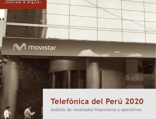 Telefónica del Perú 2020Análisis de resultados financieros y operativos