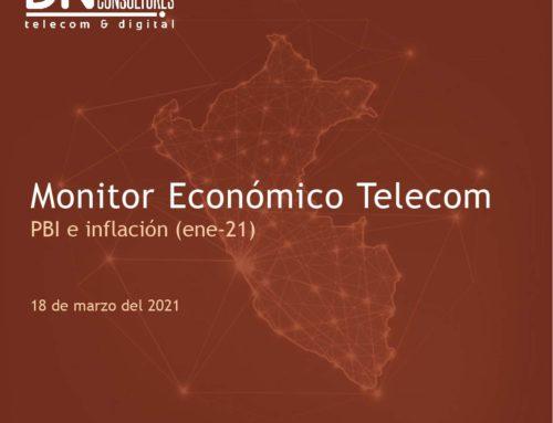 Monitor Económico TelecomPBI e inflación (ene-21)