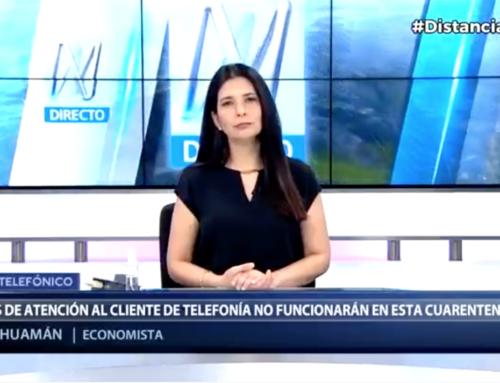 Centros de atención al cliente #telecom deben seguir funcionando durante la cuarentenaCanal N