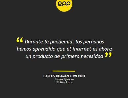 ¿Cómo mejorar el acceso a internet en el país?RPP