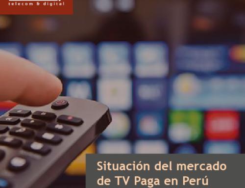 Situación del mercado de TV Paga en Perú  1° trimestre 2021