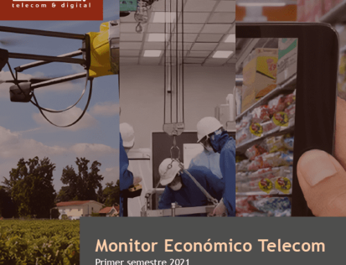 Monitor Económico Telecom  1° semestre 2021